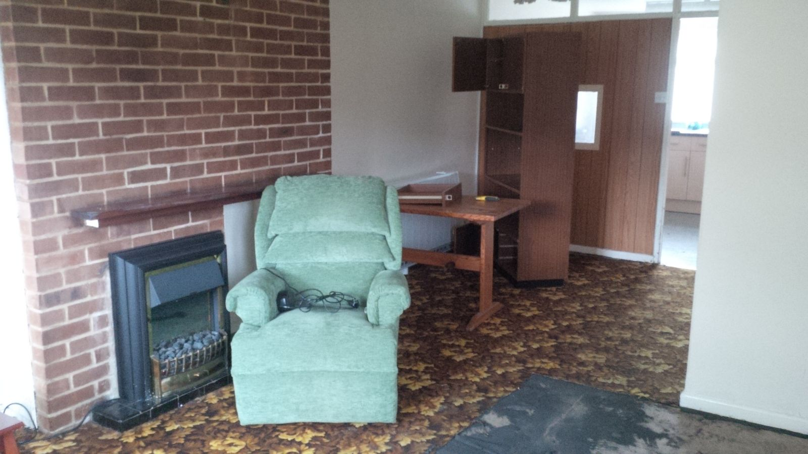 BEFORE house clearance Petersfield