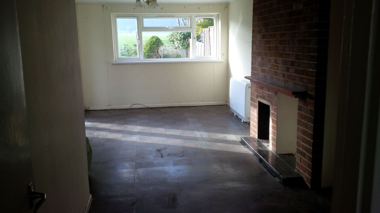 AFTER junk removal Petersfield