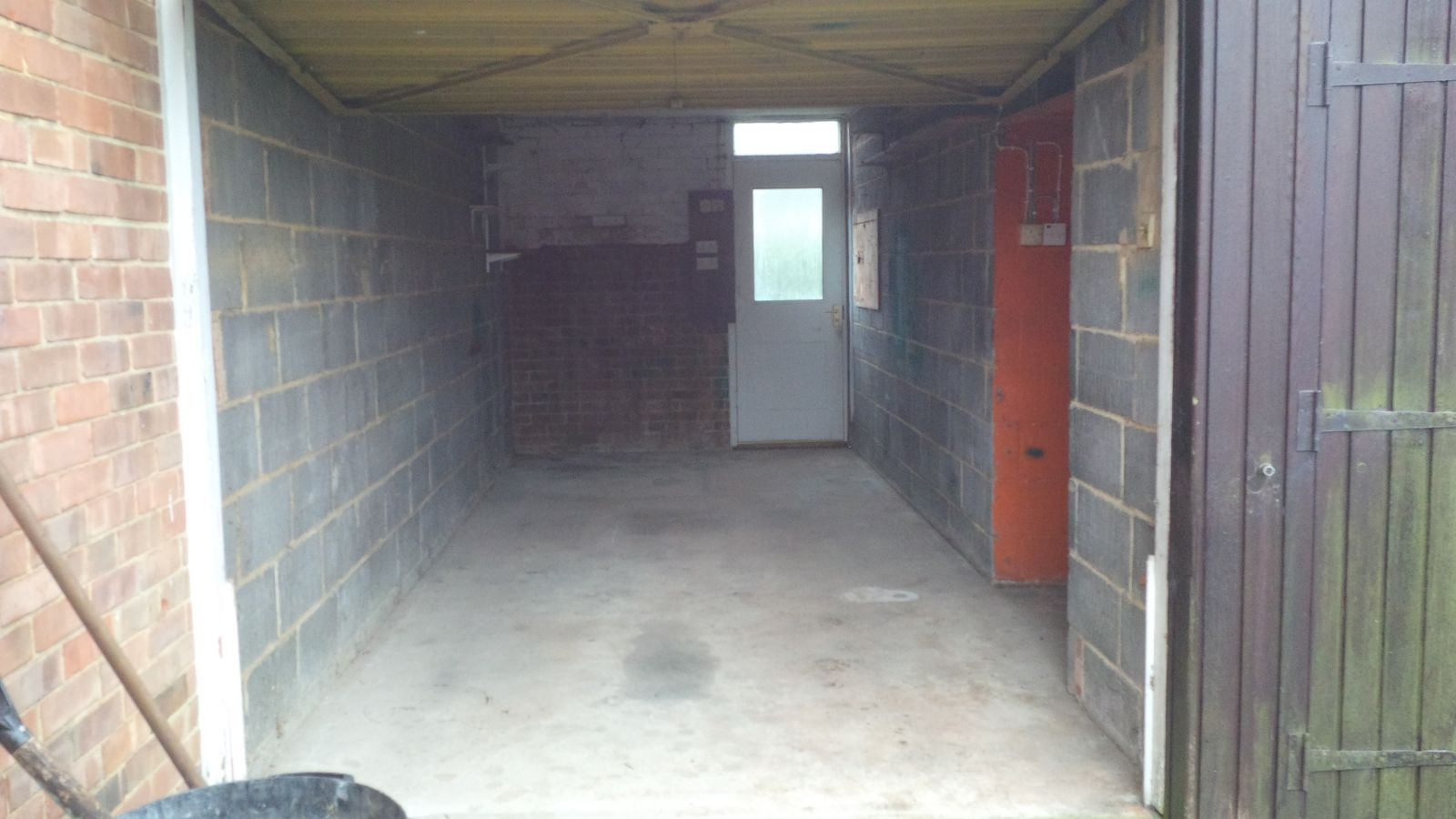 AFTER garage clearance Petersfield