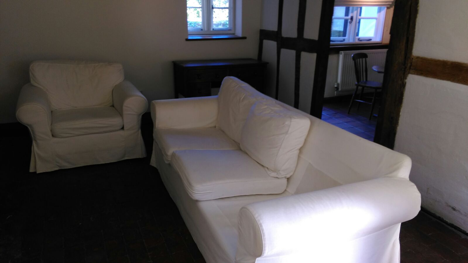 BEFORE sofa clearance Godalming