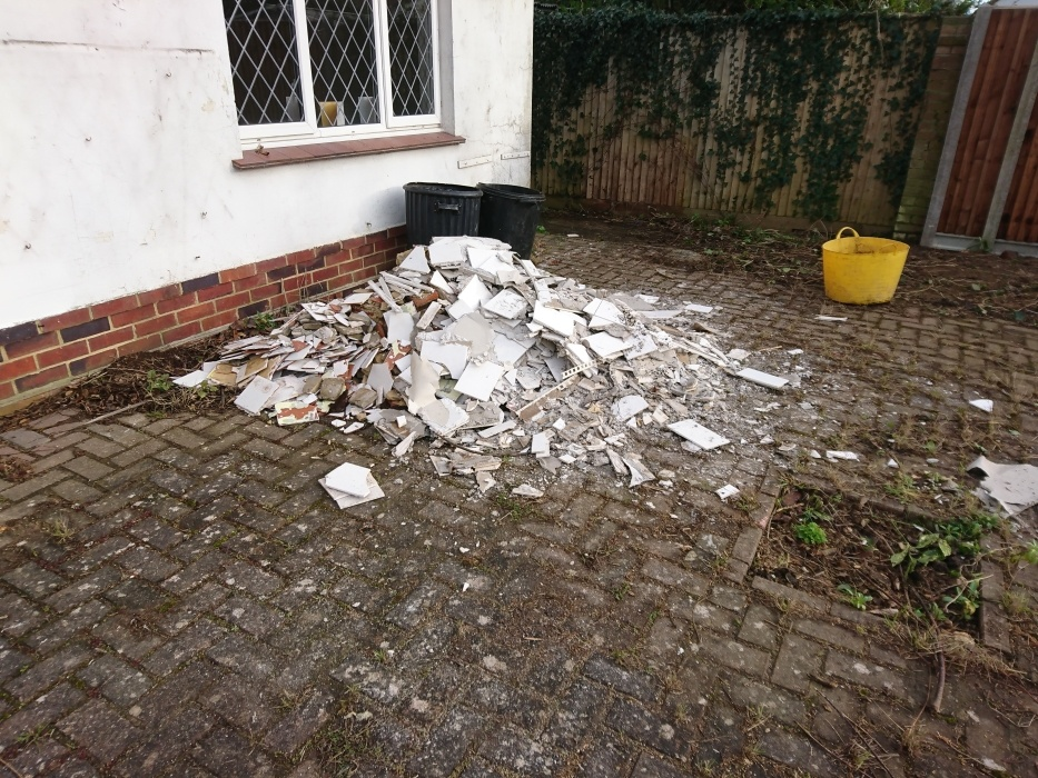 basingstoke rubble clearance