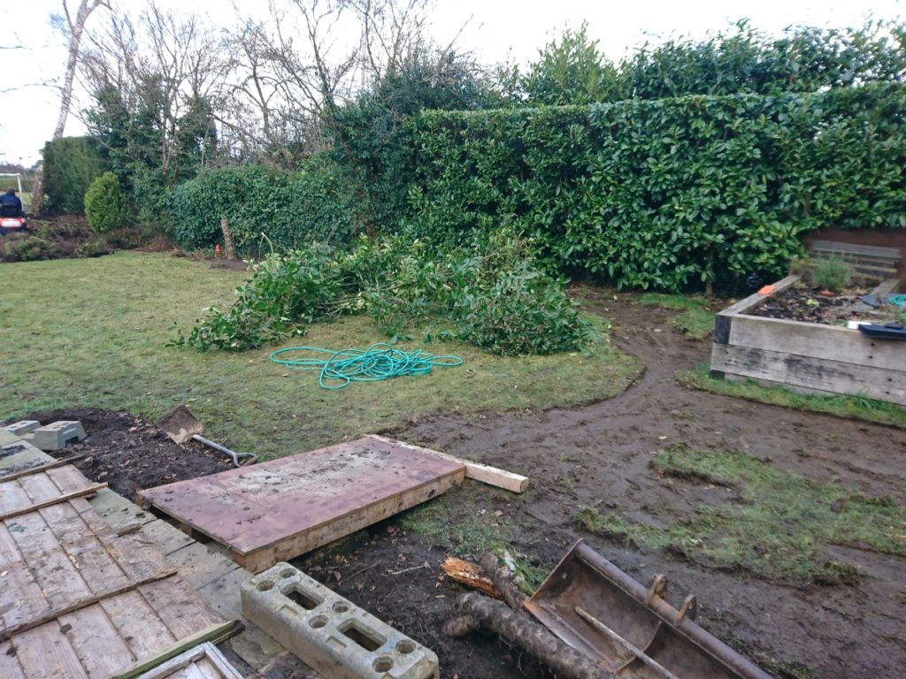 green waste collection liphook
